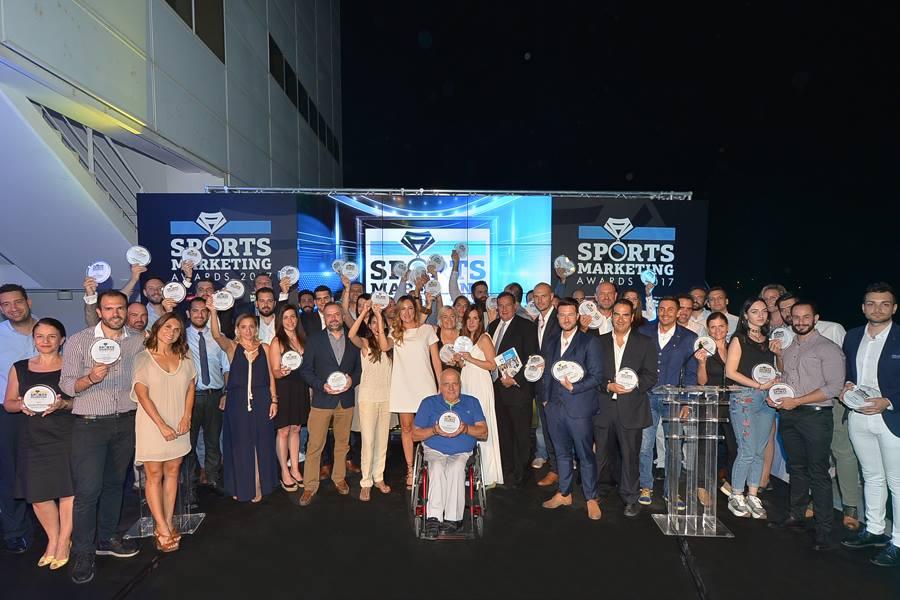 Sportcamp Βραβείο Αθλητικού Marketing Μαριάννα Νάνου