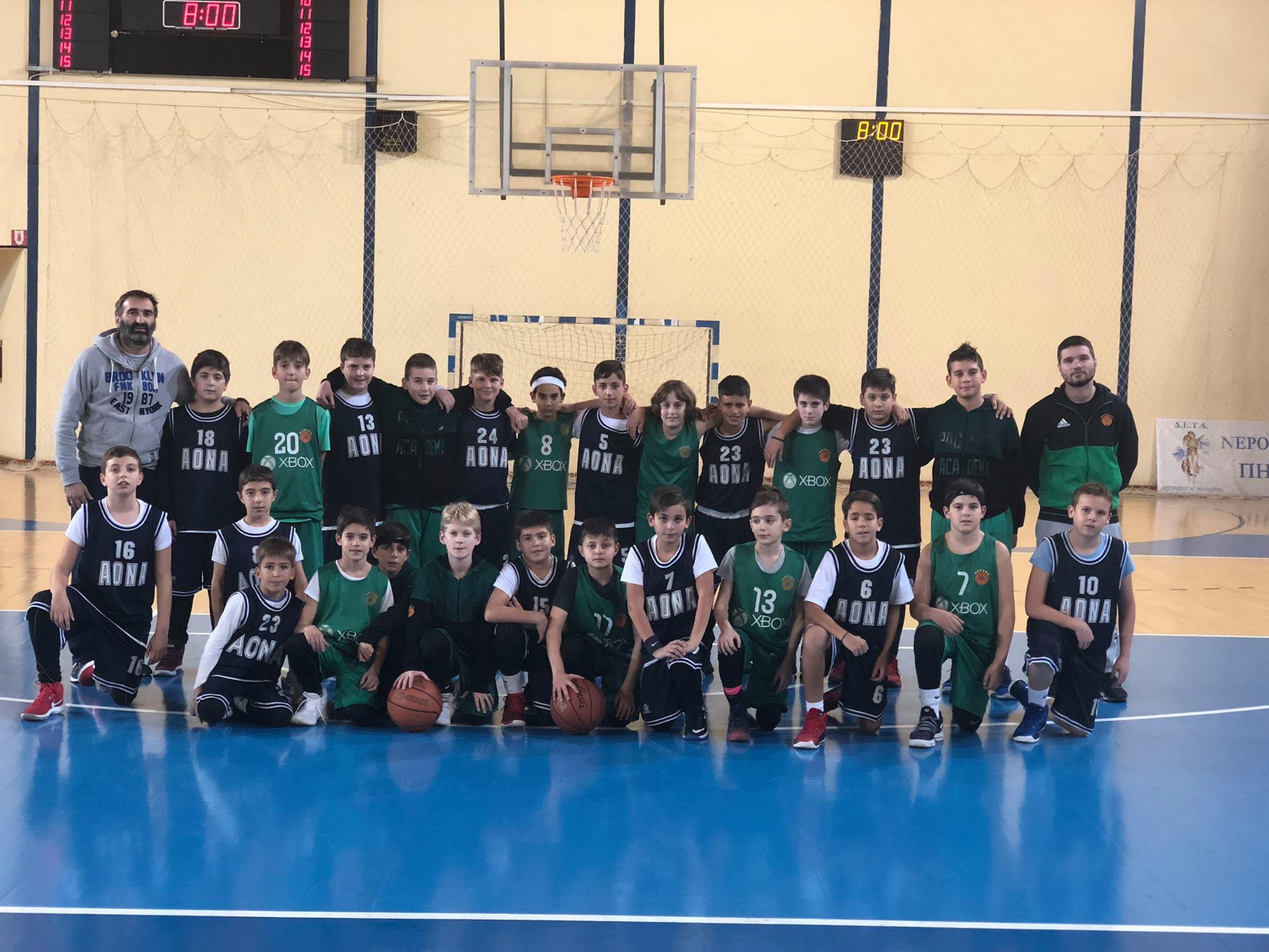 Ακαδημία Παναθηναϊκού PAO BASKETBALL ACADEMY SPORTCAMP