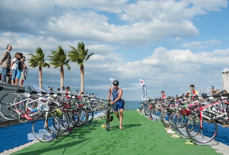 2014 Loutraki ETU Triathlon European Cup & Mediterranean Championships - Sportcamp
