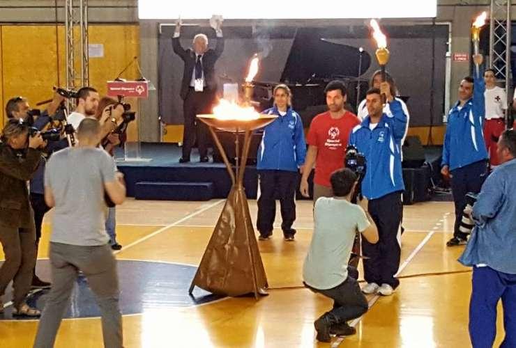 SPECIAL OLYMPICS - LOUTRAKI 2016 - Opening Ceremony ς SPORTCAMP