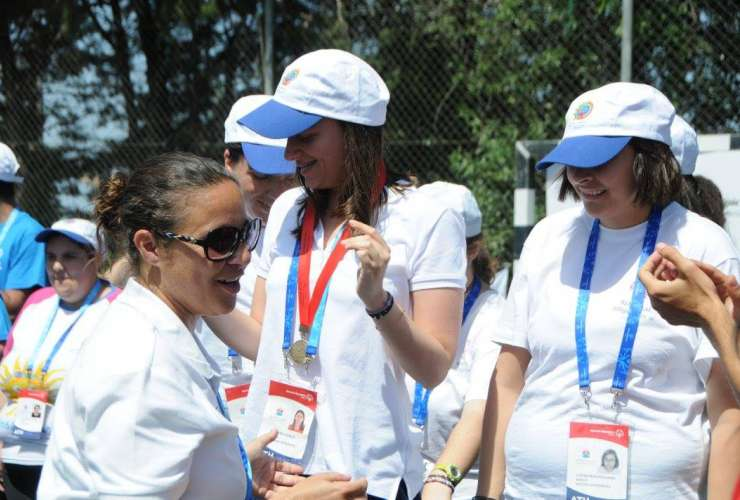 SPECIAL OLYMPICS - LOUTRAKI 2016 - The Games - SPORTCAMP