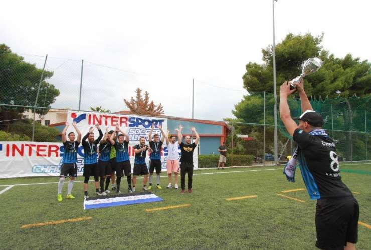 INTERSPORT Soccer Challenge 2017