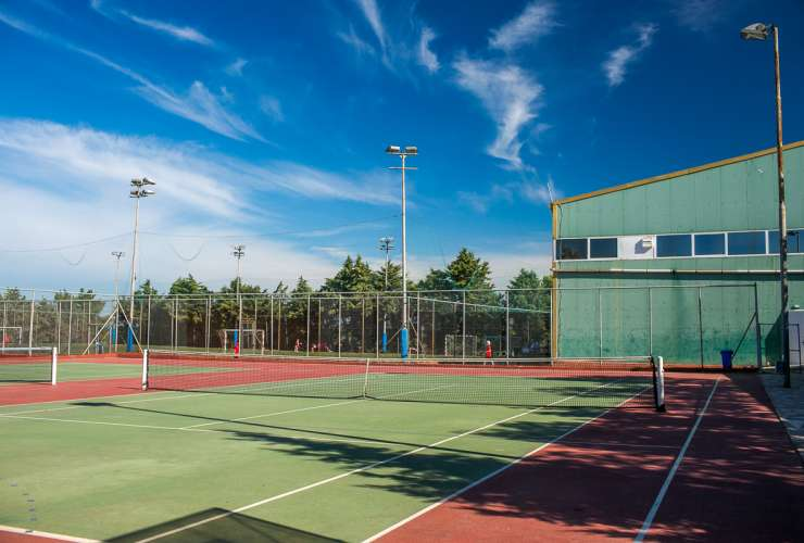 SPORTCAMP TENNIS COURTS