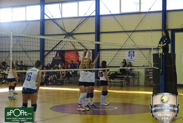 Loutraki Christmas Volleyball Cup 2018