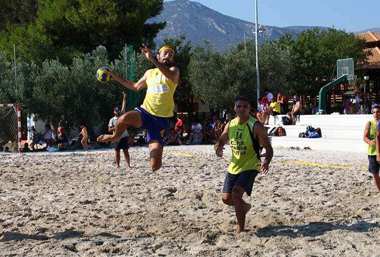 Beach HANDBALL 2010