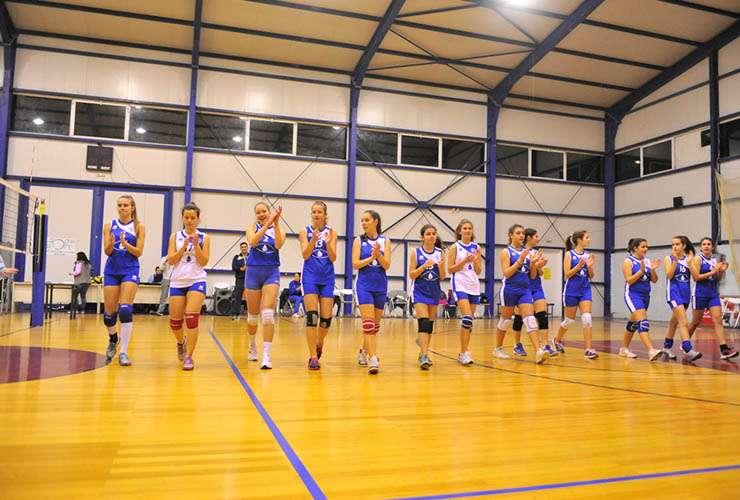 Loutraki Christmas Volleyball Cup 2014