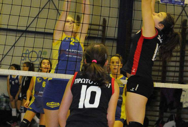 Loutraki Christmas Volleyball Cup 2015