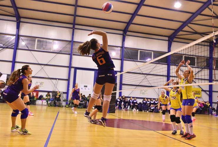 Loutraki Christmas Volleyball Cup 2016