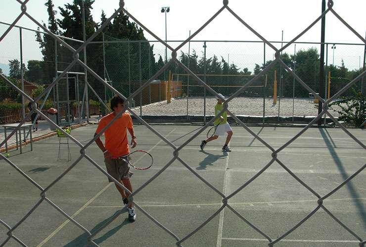 TENNIS Camp 2008
