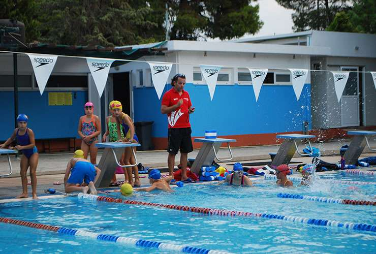 TRIATHLON Kids Camp 2016