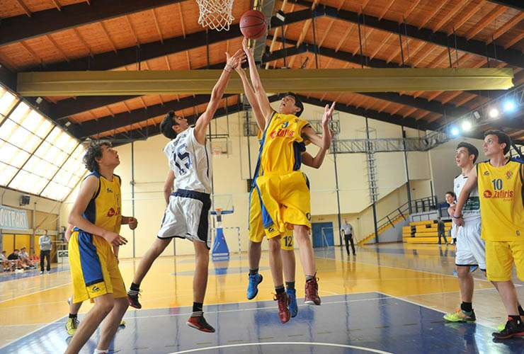 Loutraki Easter Basketball Cup 2014