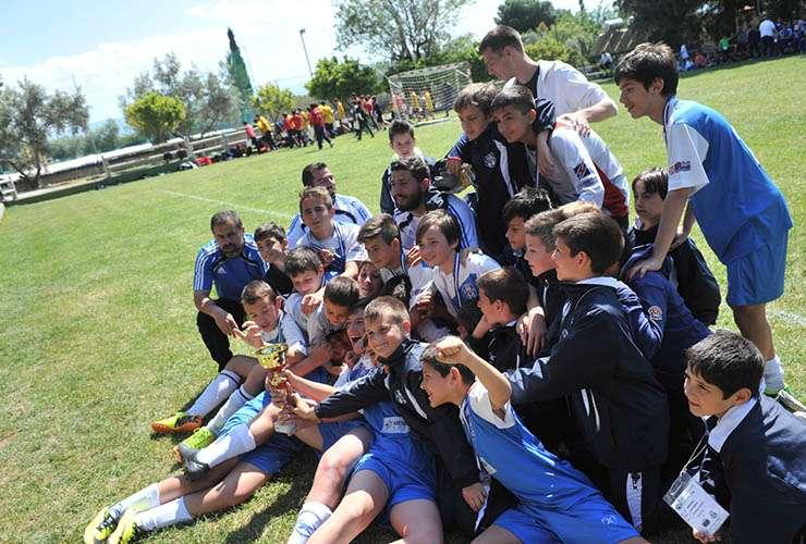 Loutraki Easter Soccer Cup 2014