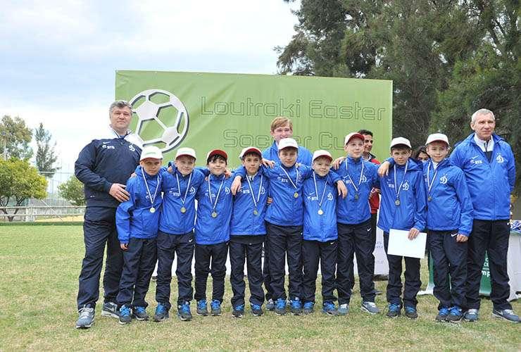 Loutraki Easter Soccer Cup 2015