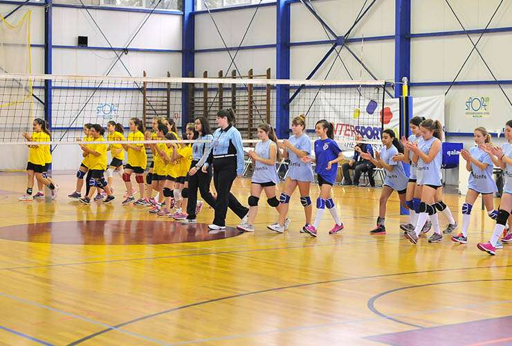 Loutraki Easter Volleyball Cup 2014