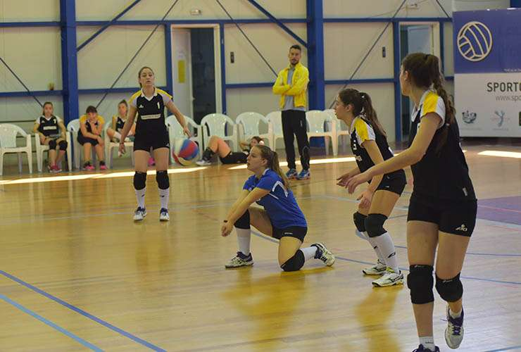 Loutraki Easter Volleyball Cup 2015