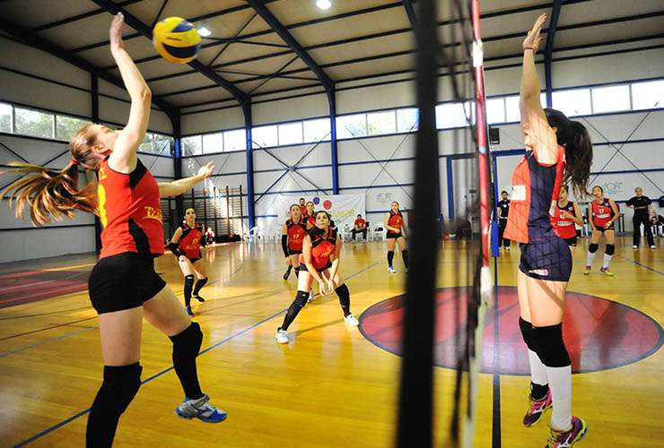 Loutraki Easter Volleyball Cup 2016
