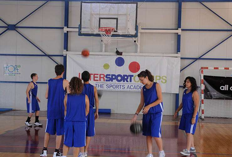 INTERSPORT Basketball Camp 2011