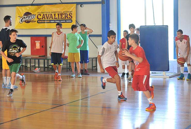 INTERSPORT Basketball Camp 2014