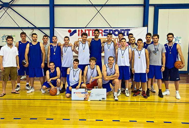 INTERSPORT Basketball Challenge 2011