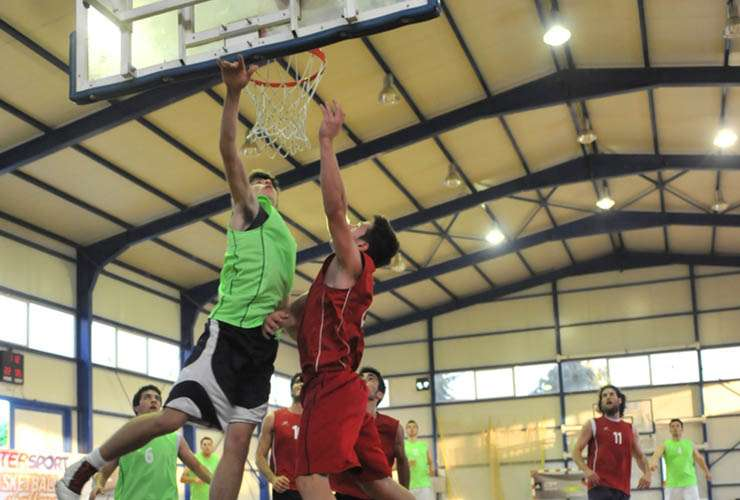 INTERSPORT Basketball Challenge 2012