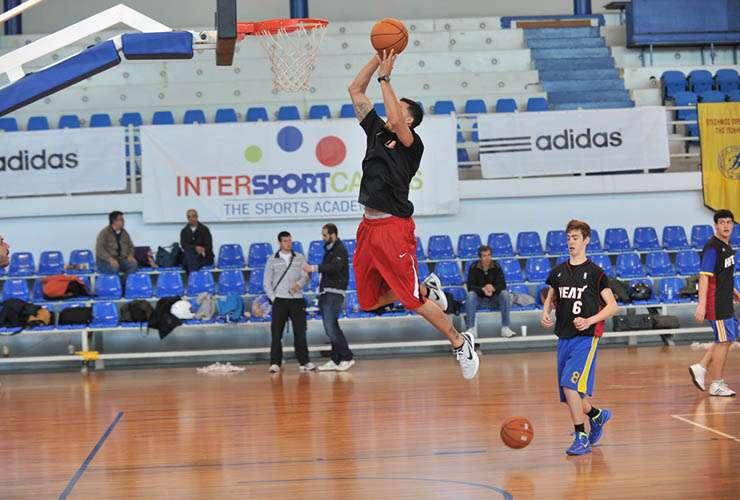 INTERSPORT Basketball Day Camp 2012