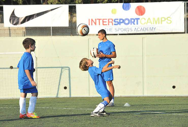 Intersport Residential Camp 2012