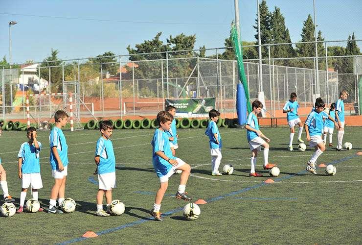 INTERSPORT Soccer Camp 2014