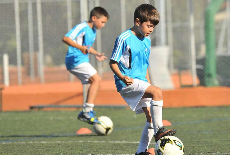 INTERSPORT Soccer Camp 2014