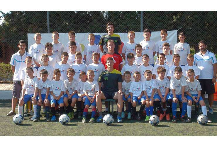 INTERSPORT Soccer Camp 2016