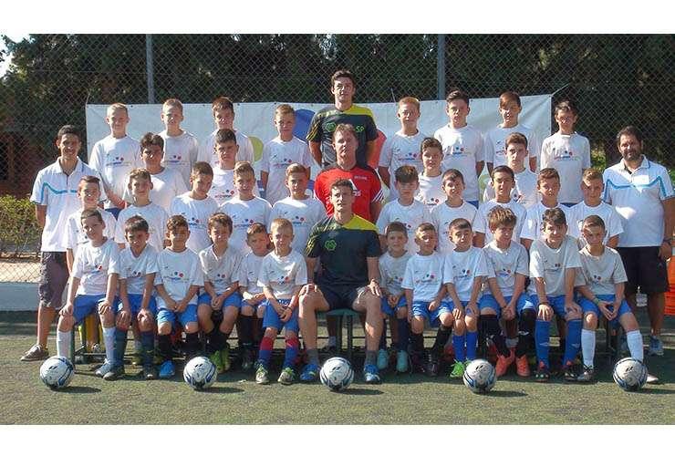 INTERSPORT Soccer Camp 2016
