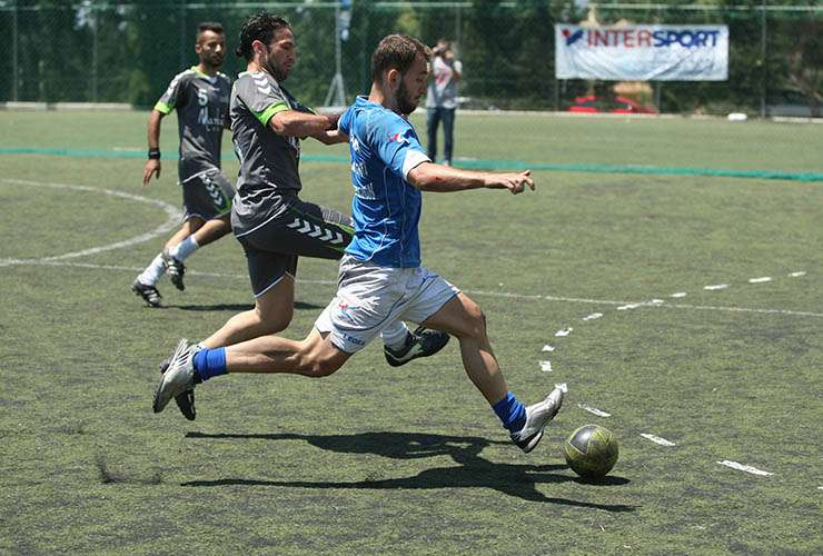 INTERSPORT Soccer Challenge 2013