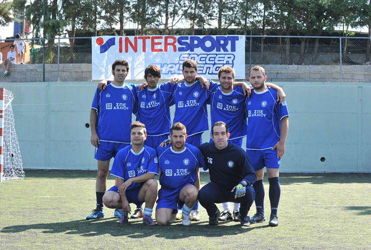 INTERSPORT Soccer Challenge 2012