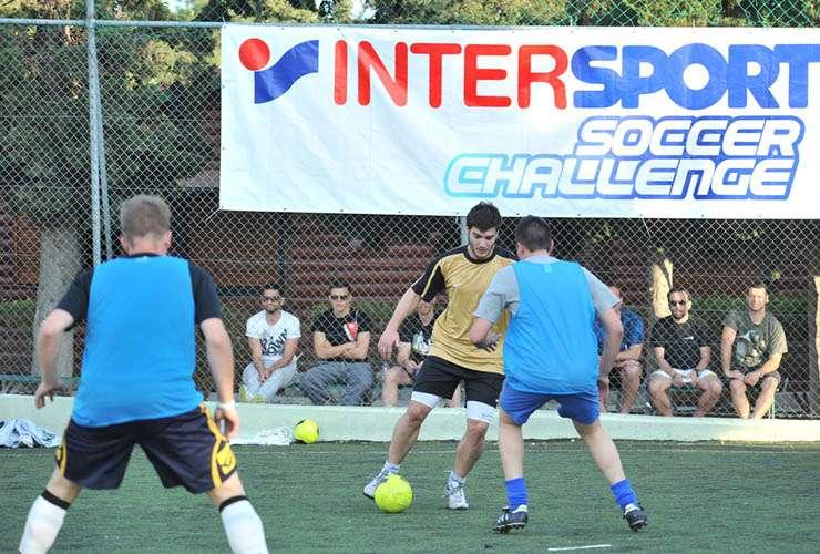 INTERSPORT Soccer Challenge 2012