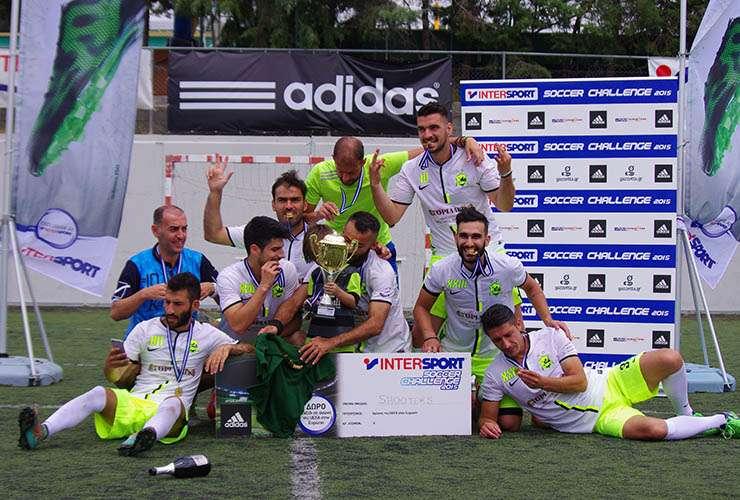 INTERSPORT Soccer Challenge 2015