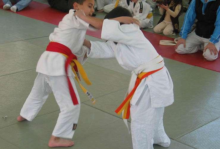 JUDO Camp 2004