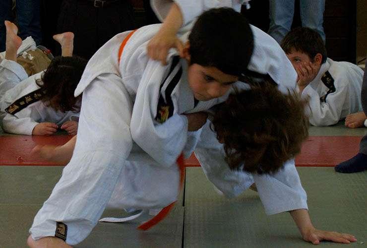 JUDO Camp 2007