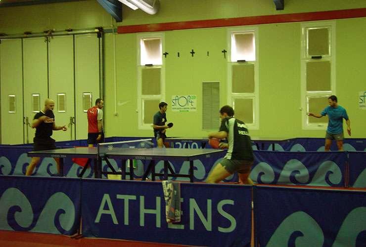 Πανελλήνιος Όμιλος Φίλων Επιτραπέζιας Αντισφαίρισης 2009