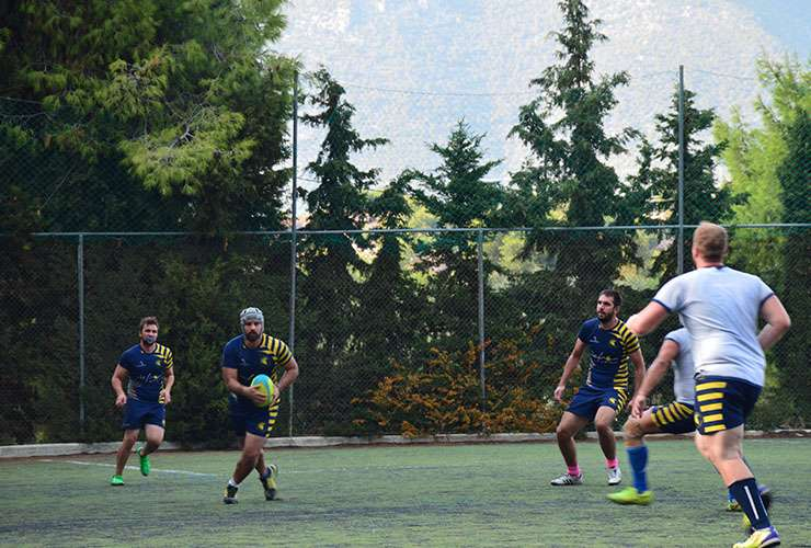 SPARTANS Rugby 2016