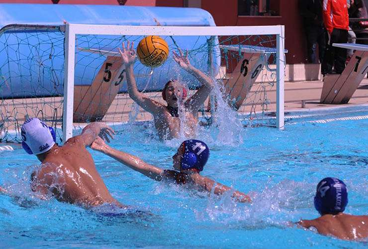 WATER POLO Splash Mini Tournament 2016