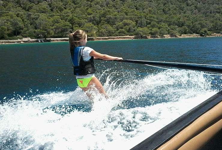 WATER SKI Camp 2014