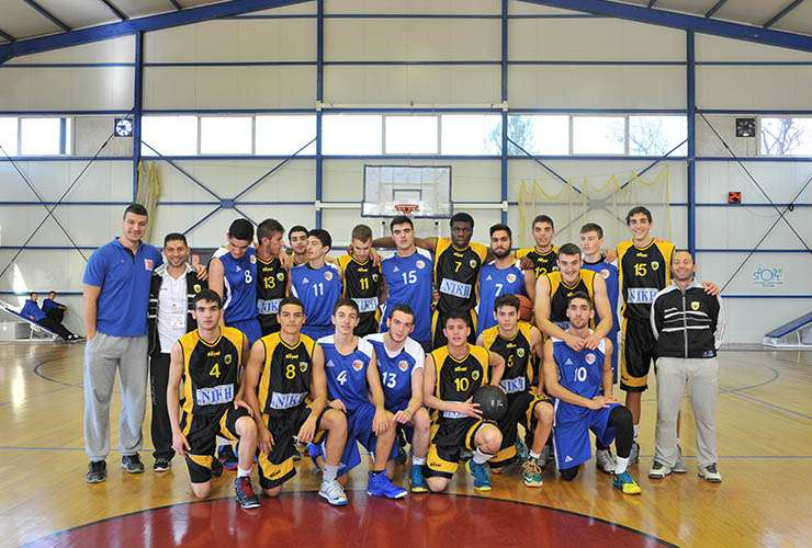 Loutraki Christmas Basketball Cup 2014