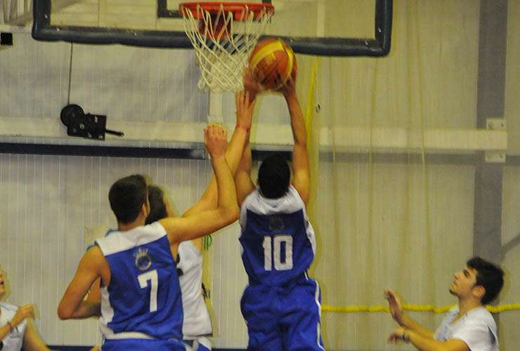 Loutraki Christmas Basketball Cup 2015
