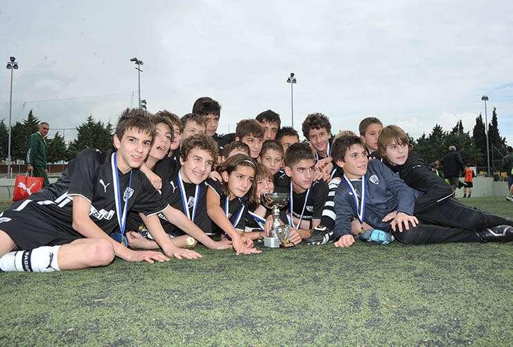 Loutraki Christmas Soccer Cup 2009