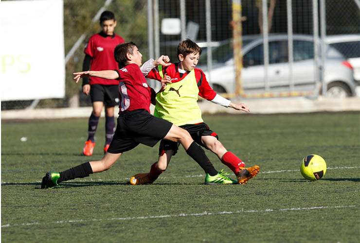 Loutraki Christmas Soccer Cup 2014