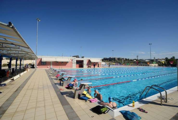 Swimming Training Camp Sportcamp Loutraki