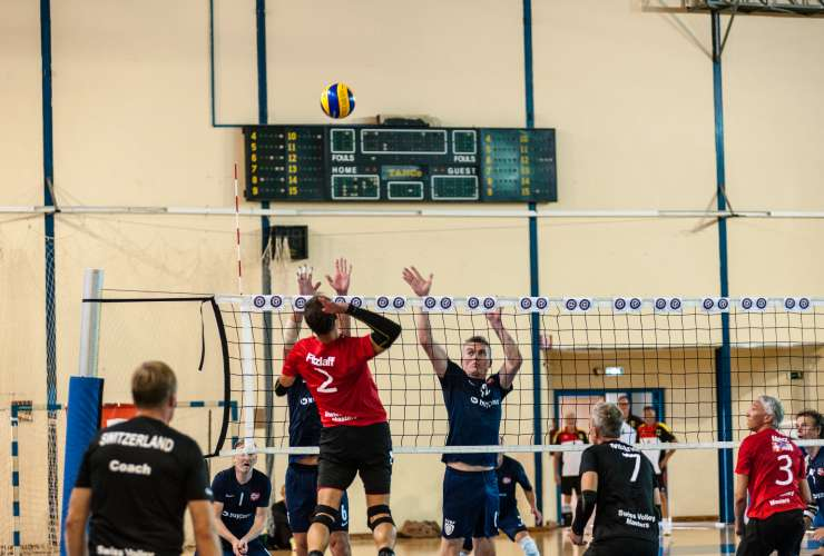 Global Volleyball Cup 2018 - Sportcamp