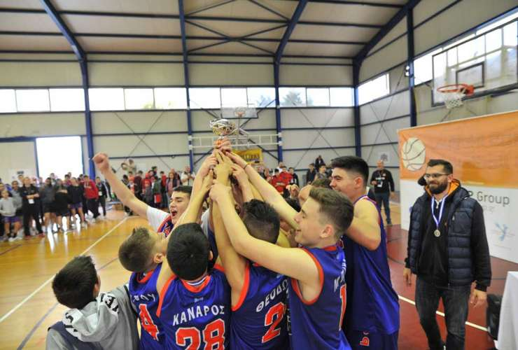 Loutraki Easter Basketball Cup 2019