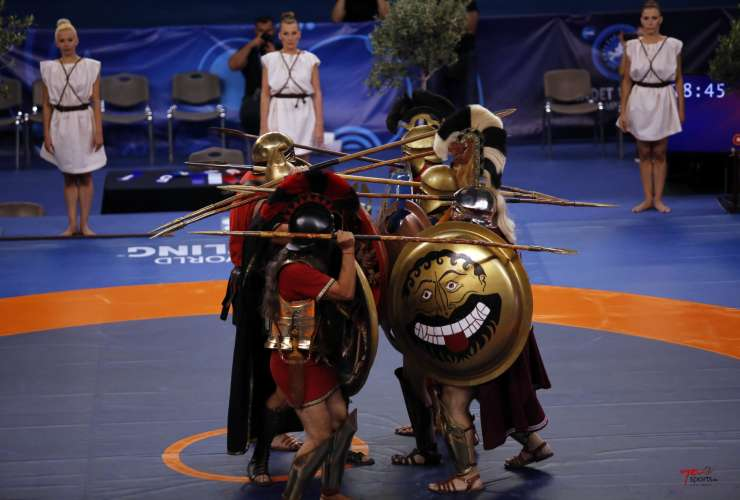 Opening Ceremony ATHENS 2017 - SPORTCAMP