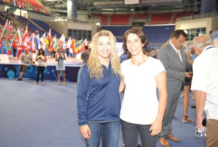 Helen Maroulis - Olympic Gold Medalist 2016 - Maria Pervolaraki - SPORTCAMP