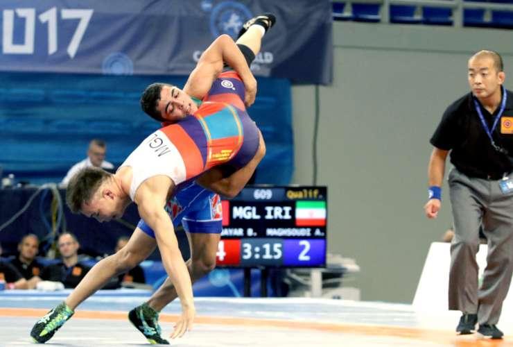 Cadet World Wrestling Championships Sportcamp